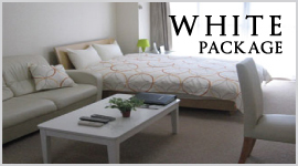 White Furniture Pacakge