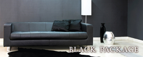Black furniture package tokyo furniture rental service for Furniture rental tokyo