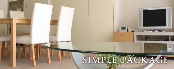 Furniture Rental Package | Simple